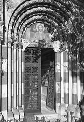 Monumental Cemetery of Staglieno in Genoa (svetlana_belyankova) Tags: travel blackandwhite bw italy friedhof cemetery graveyard blackwhite europa italia liguria genoa genova cimitero staglieno neroebianco nerobianco