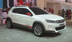 Citron C-XR Concept 01 Auto China 2014-04-23 (NavDam84) Tags: citron suv conceptcar cxr autochina worldcars 2014autochina cxrconcept citroncxrconcept citroncxr