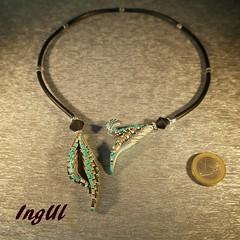 Benzon1 (Ingul-design) Tags: unique jewelry polymerclay fimo schmuck kato premo ketten unikatschmuck ingul inguldesign ingulschmuckdesign
