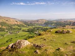 Grasmere (aljones27) Tags: beauty landscape grasmere lakes lakedistrict cumbria fells crag helmcrag