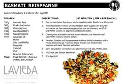 Lavieba_Rezeptkarte_03_Basmati_Reispfanne