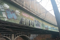 DotM, Cise, Lost, Navy8 (NJphotograffer) Tags: graffiti graff new jersey nj bridge beam dotm cdc cise ciser feb crew lost navy8 navy 8