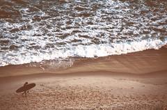 Surfer (Fabio Sola Penna) Tags: sunset beach rio de sand surf janeiro surfer wave da barra tijuca