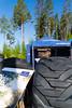 Trelleborg at Skogsnolia forestry exhibition  (18) (TrelleborgAgri) Tags: sweden forestry twin exhibition range pneumatici skidder forestali t414 skogsnolia progressivetraction