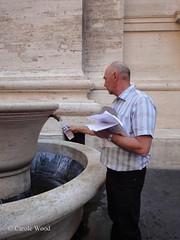 Vaticano (Citt del) - Giovanni Paolo II (Fontaines de Rome) Tags: rome roma vaticano rom citt cittdelvaticano