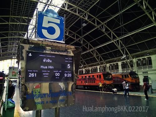 Destination: Hua Hin