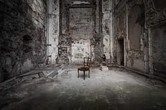 Sit down, please (FButzi) Tags: genova genoa italy italia santa maria in passione centro storico rudere libera collina di castello