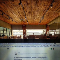 #harikejepit #workfromcafe #thirdplace #bandung #ceiling