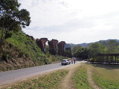 Longteng broken bridge (theq629) Tags: taiwan miaoli sanyi longteng brokenbridge
