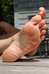 JanF209sized (thermosome) Tags: foot feet mature soles wrinkled milf