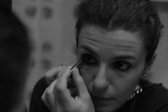 Make-up 2/4 (Mirko Radi) Tags: trucco rimmel makeup specchio riflesso donna women mirror