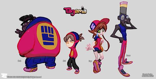 Character Design - illustration n° 27