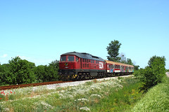 Springtime (Krali Mirko) Tags: train diesel railway bulgaria locomotive 07 032 ludmilla  bdz