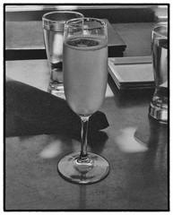 Champers (Tony Roman Photography) Tags: f12 camera monochrome bw tonyroman copyrighted ilford blackandwhite champagne champers delta 3200 film cannon ca 1969 ft ql 55mm tonyromanphoto tonyromanphotography bytony copyrightedbyanthonyproman anthonyproman photography