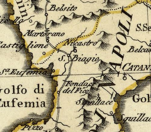Calabria 1789 - 2