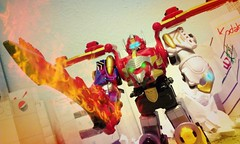 Gosei Great Megazord (ruiz.jesus59) Tags: design graphicdesign powerrangers powerrangersmegaforce goseigreatmegazord