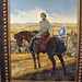 Tennessee State Museum - Military History Branch - Cleburne at Frankling Painting