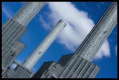 Battersea Model (Chris_Woodford) Tags: building power battersea batterseapowerstation