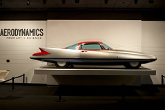 1955 Gilda aerodynamic turbine car (Pat Durkin - Orange County, CA) Tags: car turbine aerodynamic 1955gilda