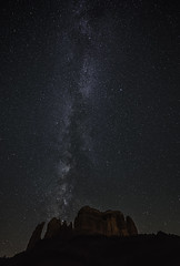 Milky Way Over Cathedral Rock (Phoenix Rising Photography) Tags: longexposure nightphotography summer arizona mountains june photoshop stars nikon sedona az roadtrip nighttime astrophotography cathedralrock d800 lightroom milkyway reallyrightstuff noiseware 2013 midnightwarriors phoenixrisingphotography 24hrsnosleep davemorrowslightroompresets adamschmid