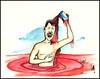 002a (Ehab Anwer) Tags: سي تصوير الوان فن رسم تمرد سياسة رصاص كريكاتير فنون متعة أخوان مرسي إيهاب أنور سخرإيهاب الوات