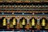 Prayer Wheels @ Punakha Dzhong - Explored! (@mons.always) Tags: travel nikon asia bhutan buddhism prayerwheels punakha d90 18105mm pungtangdechenphotrangdzong punakhadzhong