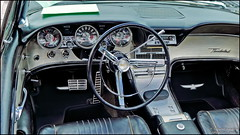 1963 Ford Thunderbird Roadster Dash