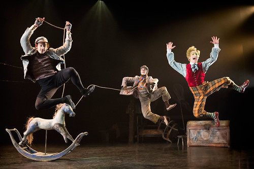 The Wind in the Willows to return to the West End for Christmas 2014