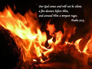 Psalm 50:3
