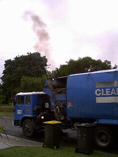 Brisbane City Council Waste Collection