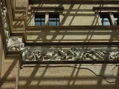 Neues Museum 026 (Sockenhummel) Tags: nikon fries gypten museumsinsel neuesmuseum lichthof p300 sabinemarzahn nikonp300