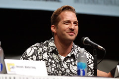 Ryan Hansen (Gage Skidmore) Tags: california chris jason san comic bell ryan thomas iii diego center rob convention kristen tina hansen con enrico percy lowe