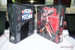 Nerd HQ 2013 (gphunk) Tags: charity sandiego auction xbox josswhedon hq tombraider autographs signed petcopark nerdheadquarters