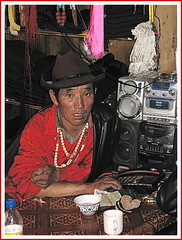 The shopkeeper (vittorio vida) Tags: china portrait people tibet litang shopkeeper