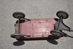 "Vintage Pedal Car & Wagon Restoration • <a style=""font-size:0.8em;"" href=""http://www.flickr.com/photos/85572005@N00/9631161338/"" target=""_blank"">View on Flickr</a>"