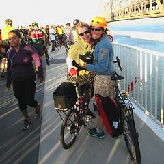 20130903 bbbr18 kathy-margot (Jym Dyer) Tags: bikepath bicycle oakland kathy baybridge jandd ebbc bikeoak