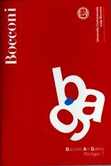 2009 -BOCCONI ART GALLERY
