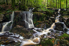 Lowran Burn Waterfalls (.Brian Kerr Photography.) Tags: scotland waterfalls dumfriesandgalloway lochken castledouglas briankerrphotography lowranburn dglife dgwo