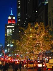 Empire State Building (AndrewDallos) Tags: nyc newyorkcity manhattan empirestatebuilding