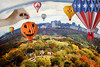 October's Origami Balloon Fest In Toy-ronto's Valleys