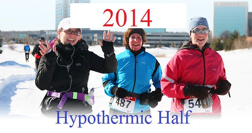 Who is running the 2014 Hypothermic Half Marathon, in Ottawa?