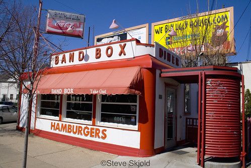 Band Box Hamburger Diner