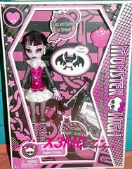 Draculaura (XEMO`S _FASHION_DOLLS) Tags: monster de 1 high wave dracula hija draculaura