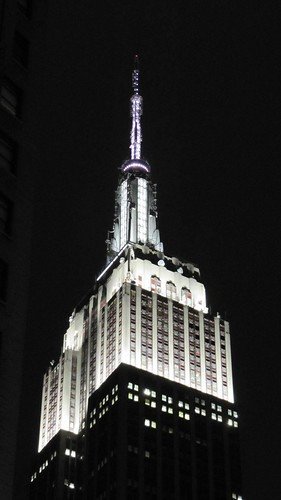 Empire State Building, Manhattan, Nueva York, EEUU