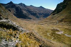 Cordillera Real (Jessie Reeder) Tags: mountains trek bolivia hike trail andes lapaz montaas cordillerareal chorotrek lapaztocoroico