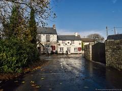 Farmers Nottage xz 20131120_4 (Mooganic) Tags: street uk autumn sun southwales wales pub arms farmers tavern porthcawl nottage 2013 glamorganheritagecoast