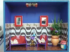 Sala (Regina Atallah) Tags: brasil handmade artesanato decoration quarto criana decorao cozinha mdf brasileira ambientes guirlandas reginaatallah