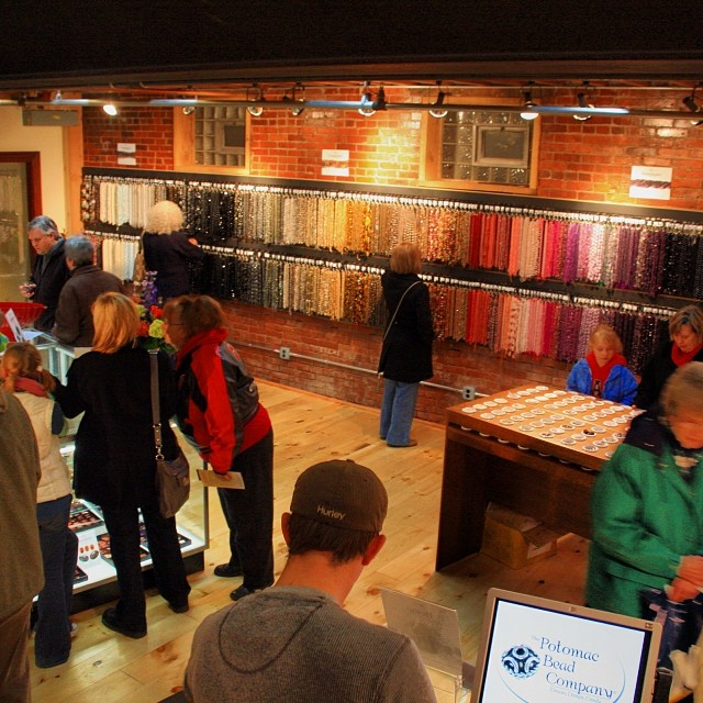 Join is for lots of fun and great specials in our bead stores on this Small Business Saturday!