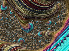 The Neverending Story (Cre8aRt4LifE) Tags: abstract colorful digitalart fractal fractals frax fraxapp
