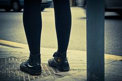Yellow Star Pov (Aleksandar Kumanov Street | Travel | Fine Art |) Tags: barcelona street canon spain photographer pov candid dslr aleksandar kumanov